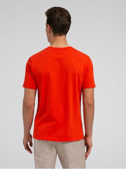 Bild von T-Shirt mit Logo Print