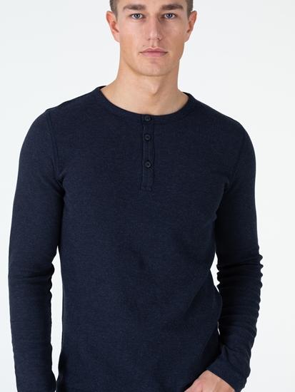 Image sur Shirt avec col tunisien
