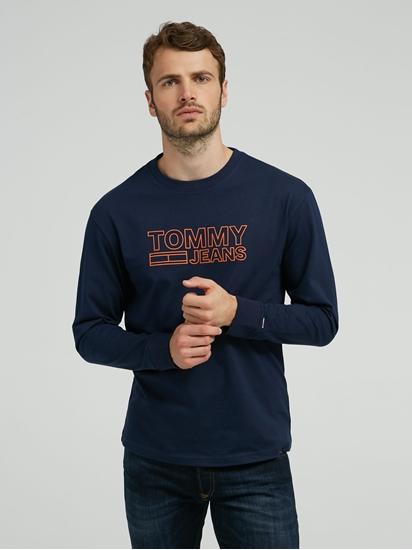 Image sur Chemise à manches courtes avec logo imprimé