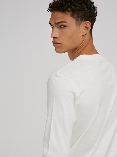 Image sur Shirt manches longues fil flammé