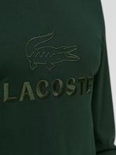 Bild von Langarmshirt im Regular Fit mit Logo-Stickerei
