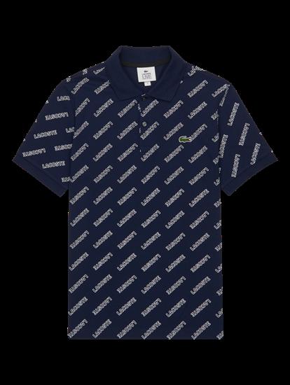 Bild von Polo-Shirt mit Logo