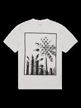 Bild von T-Shirt im Oversized Fit mit Print