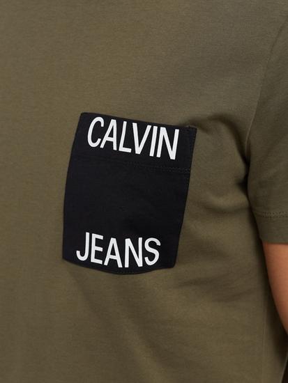 Bild von T-Shirt mit Brusttasche