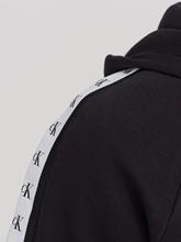Image sur Veste sweat et rayures avec logo