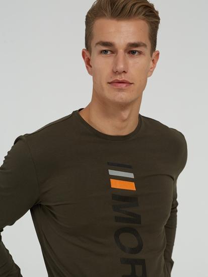 Image sur Shirt avec inscription