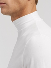 Bild von Langarmshirt mit Rollkragen Basic TAMO