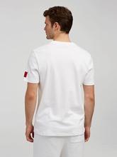 Bild von T-Shirt mit Schriftzug
