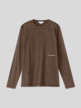 Image sur Shirt manches longues mini imprimé