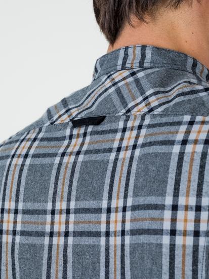 Bild von Hemd aus Flanell mit Karo