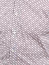 Image sur Chemise Slim Fit à micro-imprimé