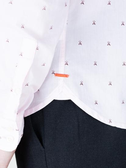 Bild von Hemd im Regular Fit mit Print