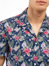 Image sur Chemise imprimé fleurs
