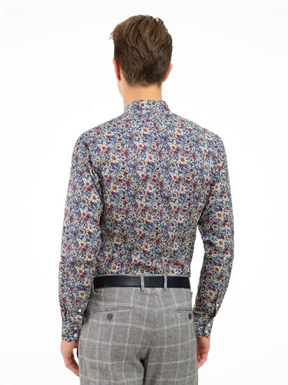 Image sur Chemise Slim Fit  imprimé floral