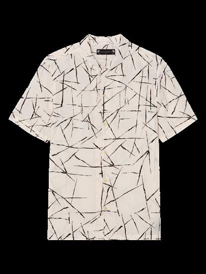Bild von Hemd mit Print BURMA