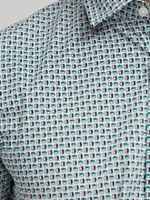Image sur Chemise Extra Slim Fit imprimée
