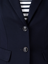 Image sur Blazer en jersey