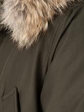 Image sur Blouson duvet et col fourrure