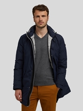 Bild von Wattierte Jacke aus recyceltem Polyester