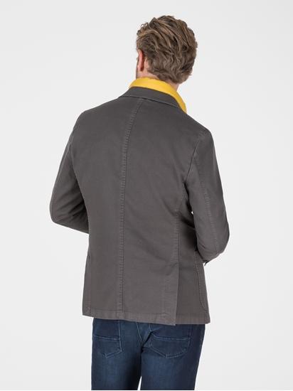 Image sur Blazer Regular Fit texturé