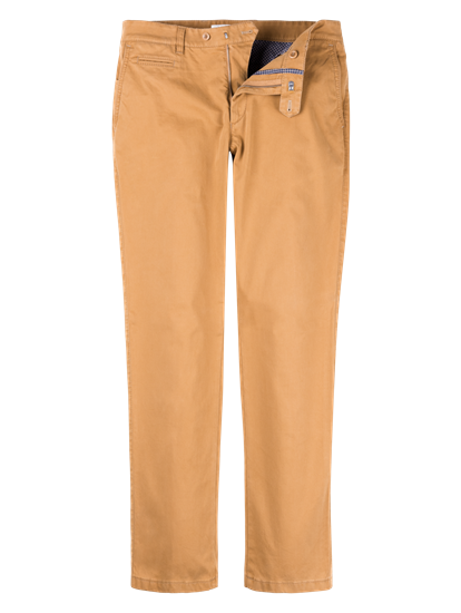 Image sur Pantalon chino Regular Fit EVEREST