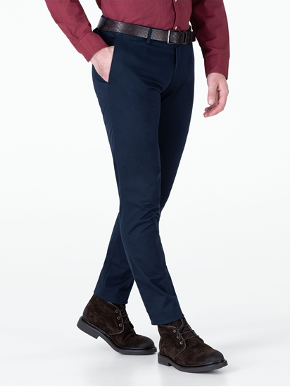 Image sur Pantalon chino Slim Fit