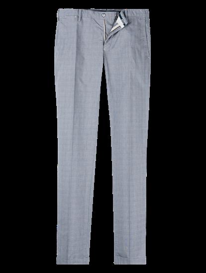 Image sur Pantalon chino motif Prince de Galles
