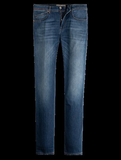 Bild von Jeans mit Aufschlag