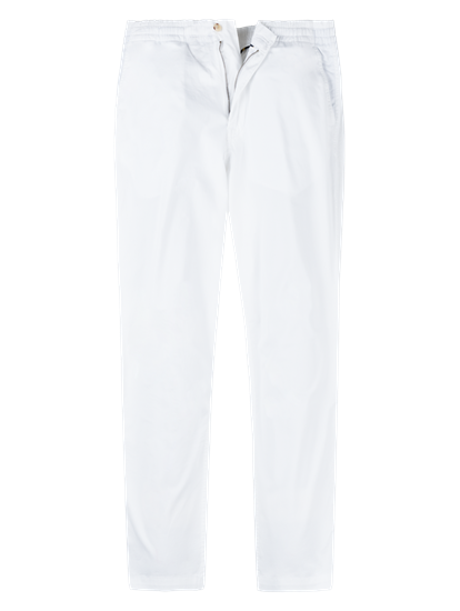 Bild von Pantalon chino Relaxed Fit avec élastique