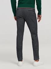 Image sur Pantalon chino et motif à chevrons