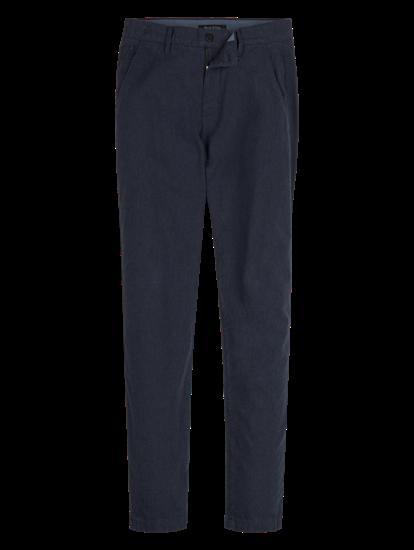 Image sur Pantalon chino Tapered Fit texturé STIG
