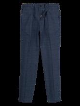 Image sur Pantalon chino Slim Fit à carreaux