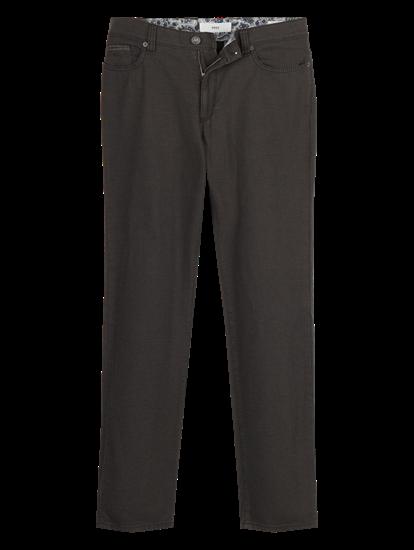 Image sur Pantalon casual Straight Fit texturé CADIZ