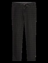 Image sur Chino motif à carreaux