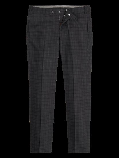 Image sur Pantalon business Slim Fit à carreaux TERNI