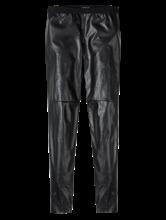 Bild von Leggings in Lederoptik