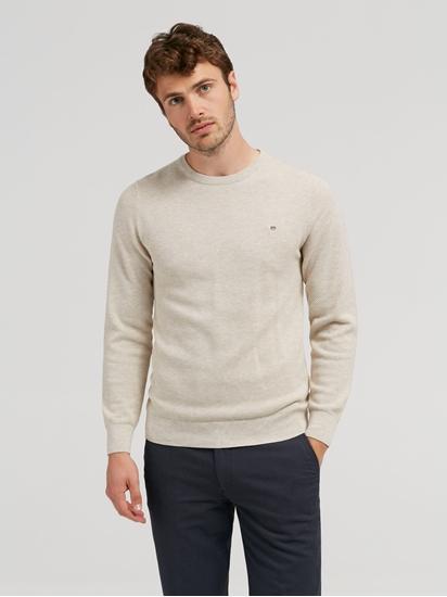 Image sur Pullover en coton piqué