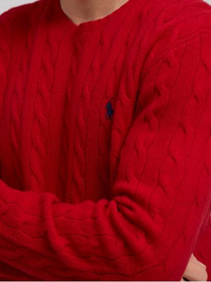 Bild von Pullover mit Zopfstruktur