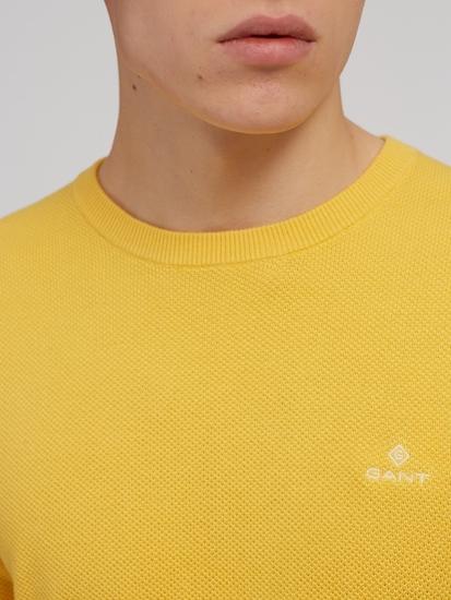 Image sur Pullover coton piqué