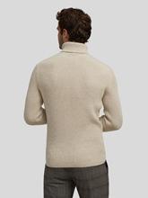 Bild von Rollkragenpullover aus Bio-Baumwolle