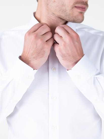 Bild von Hemd im Super Slim Fit