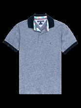 Bild von Polo-Shirt im Regular Fit mit Ausputz