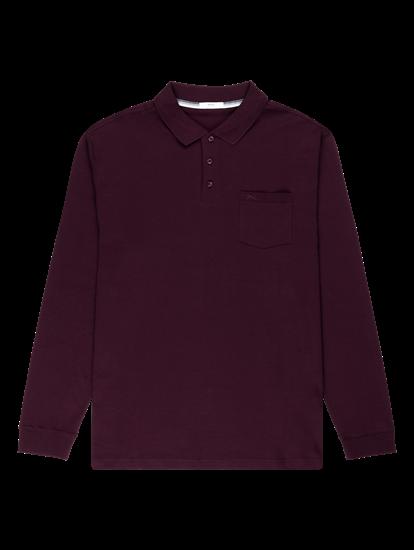 Bild von Polo-Shirt mit Brusttasche