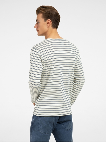 Image sur Chemise à rayures Straped Fit