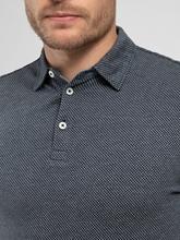 Bild von Polo-Shirt im Shaped Fit aus Jersey Jacquard