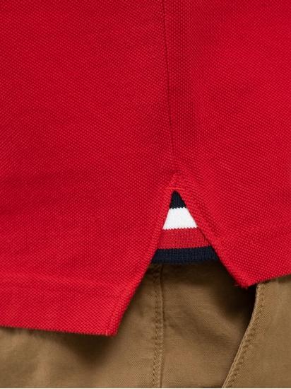 Image sur Polo Regular Fit coton piqué col contraste