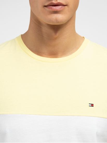 Bild von T-Shirt in Colourblock-Optik