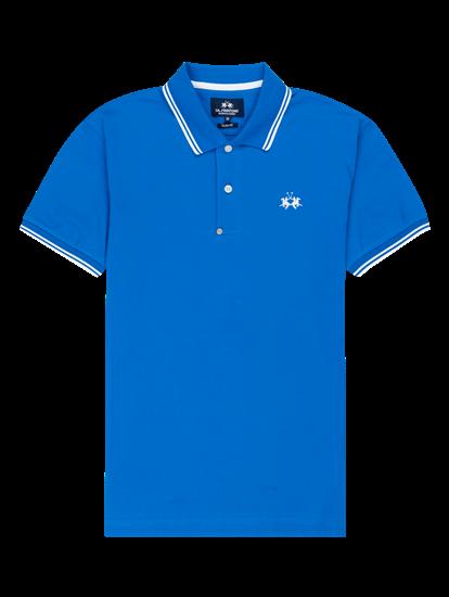 Bild von Polo-Shirt im Slim Fit mit Logo