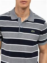 Bild von Polo-Shirt im Regular Fit aus Piqué mit Streifen