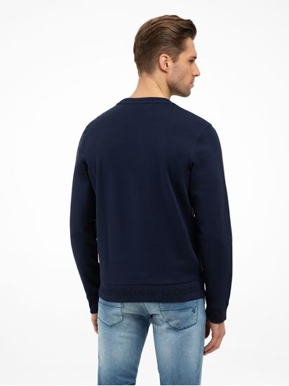 Image sur Sweatshirt avec logo
